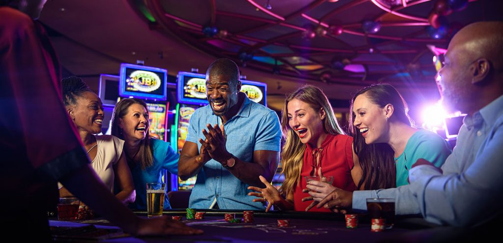 Gambling Concern: Does Dimension Issue